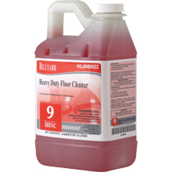 Hillyard Arsenal Heavy Duty Floor Clnr 1/2 Gal