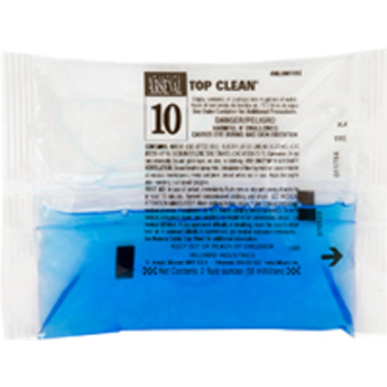 Hillyard Arsenal Top Clean 2 Oz Pouch 72/CS
