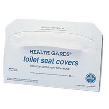 Hillyard Toilet Seat Cover Half Fold 2500/CS