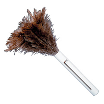 Hillyard Duster Ostrich Retractable 16""