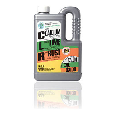 CLR PRO Calcium, Lime and Rust Remover, 28oz Bottle