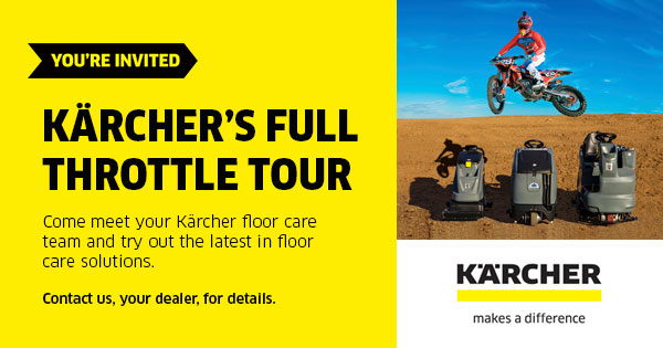 Karcher Full Throttle Tour