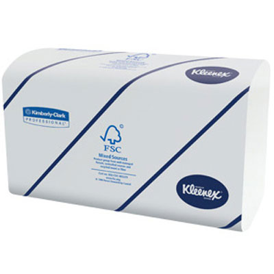 KIMBERLY-CLARK PROFESSIONAL* KLEENEX Multifold Towels,