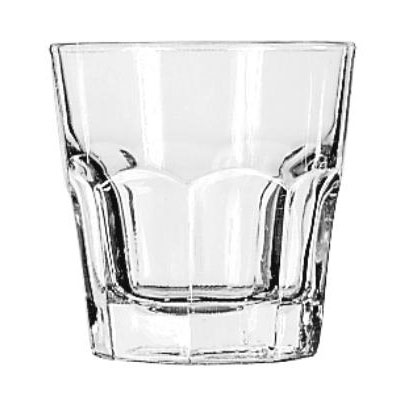 Libbey Gibraltar Rocks Glasses, Rocks, 7oz, 3 1/4""