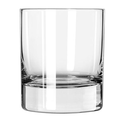 Libbey Super Sham Rocks Glasses, 7 oz, Clear