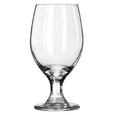 Libbey Perception Glass Stemware, Banquet Goblet,