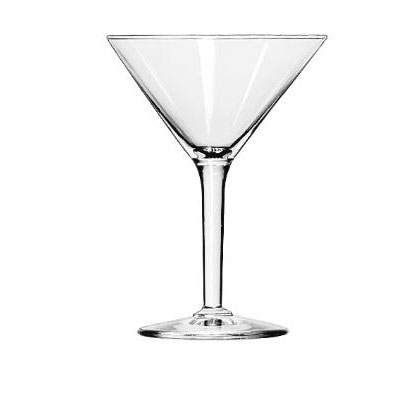 "Libbey Citation Glasses, Cocktail, 6oz, 5 7/8"" Tall"