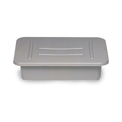 Rubbermaid Commercial Bus/Utility Box Lid, 22 x