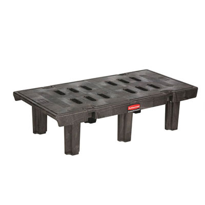 Rubbermaid Commercial Dunnage Rack, 1500 lbs, 36w x 24d x