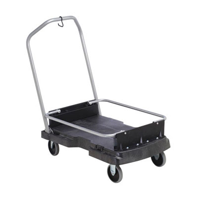 Rubbermaid Commercial Ice-Only Cart, 500-lb Cap.,