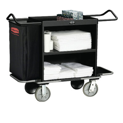 Rubbermaid Commercial High-Capacity Housekeeping
